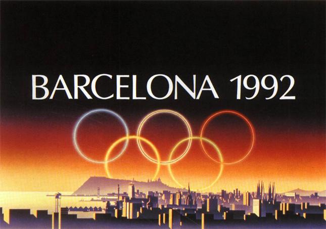 Cuando El Diseno Participo En Los Juegos Olimpicos De Barcelona 92
